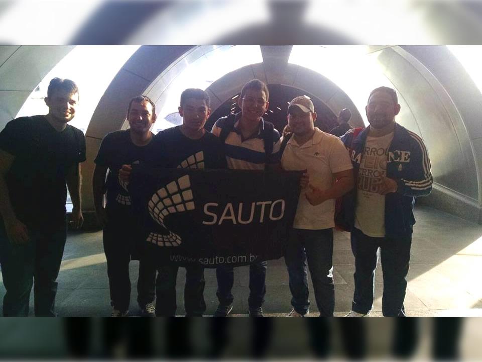 Viagem da equipe para Campus Party Recife