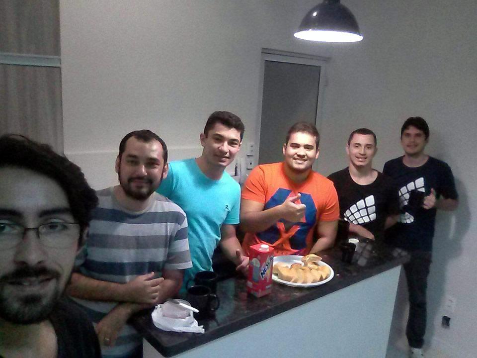 Equipe da SAUTO