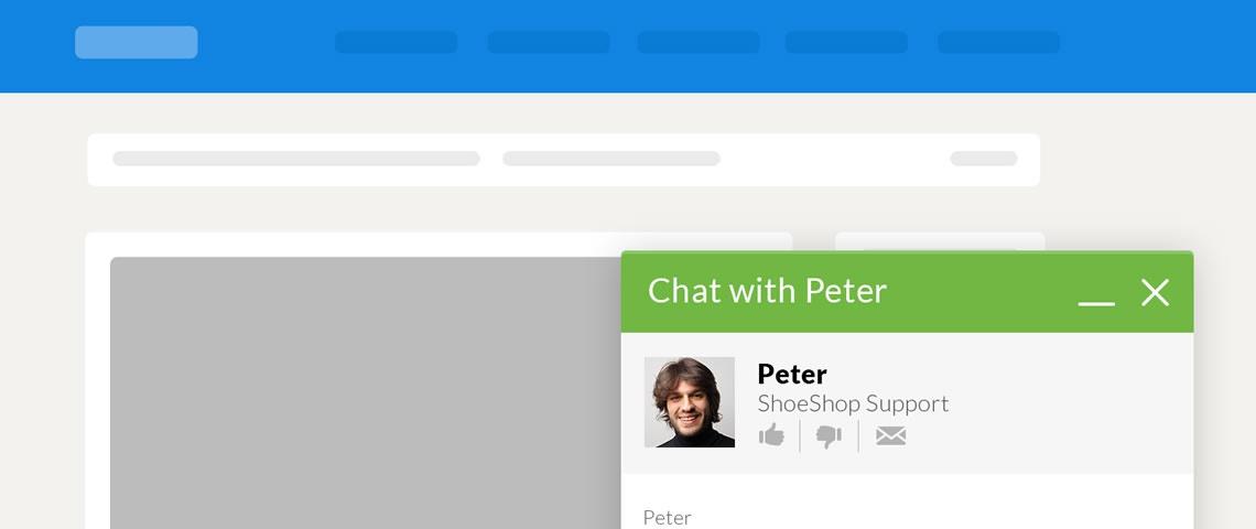 Qual a importância do chat de atendimento para sites?