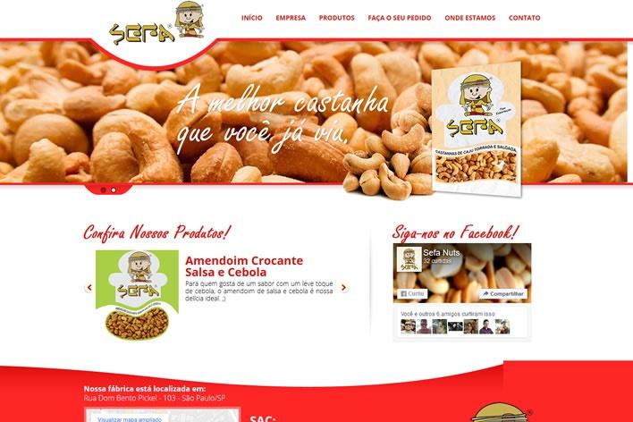 Sefa Nuts