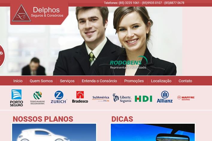 Delphos Corretora